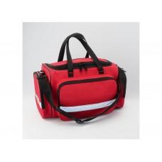 EMPTY FIRST AID BAG RED KM122