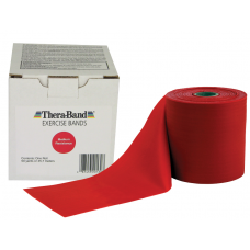 ( Professional Resistance Tubing 45.5m 50 Yard ( Red/ Medium