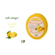 Sponge Soap  - Lemon