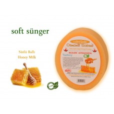Sponge Soap  - Honey Milk